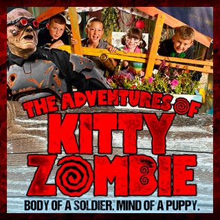 The Adventures of Kitty Zombie